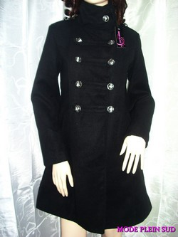 Elite Manteau Vetements Modepleinsud Boutique Femme Italie Moda PZwZxq6